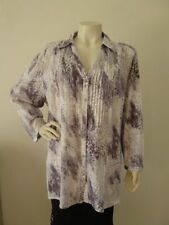 Plus Size 100% Cotton Maggie T Tops & Blouses for Women