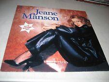 JEANE MANSON FLY TO NEW YORK CITY LP NM CBS 83655 1979 France