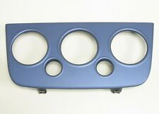 Ford Fiesta mk6 06-08 heater panel surround blue 6S61-A047A04-E
