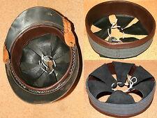 Coiffe intérieure casque Adrian 15 type 2 cuir panachés.