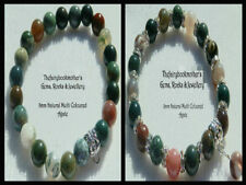 Agate Beaded Stone Fashion Bracelets