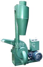 Hammer Mill 7.5kw Straw Feed Mill Shredder Grain Mill Hammer Mill Cyclone