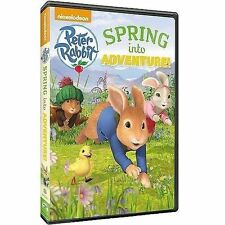Peter Rabbit Spring Into Adventure 0097368054141 DVD Region 1