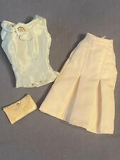 Continental Holiday Silkstone Barbie Doll Outfit Skirt, Blouse Fashion Royalty