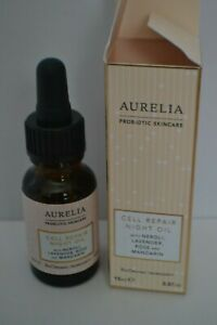 BNIB Aurelia Probiotic Skincare Cell Repair Night Oil travel size 15ml