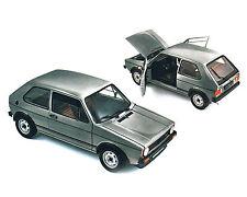 VW Golf 1 GTI, Argent a rencontré. 1976, 1:18 NOREV