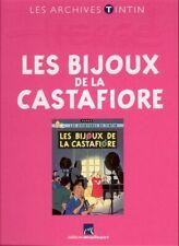 Hergé – Archives Tintin - Les bijoux de la Castafiore - Moulinsart / Atlas
