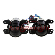 HID Bi-Xenon Fog Light/Lamp Projector Lens Kit for 2011-2013 Jeep Grand Cherokee