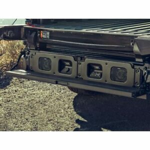 2021 2022 Chevy Silverado 1500 Multi-Flex Tailgate Step Light Kit GM 84347814