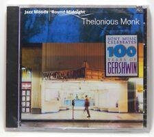 Thelonious Monk - Jazz Moods: 'Round Midnight ~ New CD (2004, Columbia/Legacy)