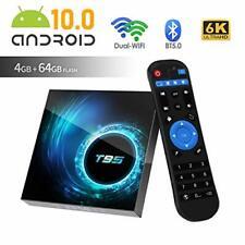 Allwinner Android 10.0 TV Box T95 4GB Ram 64 ROM H616 cuatro núcleos