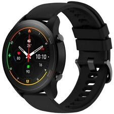 Smartwatch Xiaomi Mi Watch Fitness Activity Tracker Contapassi Allenamento Black