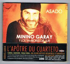 MINIDO GARAY Y LOS TAMBORES DEL SUR - ASADO - 12 TITRES - 2013 - NEUF NEW NEU