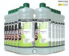 12 x 1L ECO-Clean® Isopropanol 99,9%, Isopropylalkohol, IPA, Entfetter 12 Liter