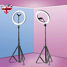 26cm LED Ring Light with 0.6M Stand for Youtube Tiktok Makeup Video Phone Selfie