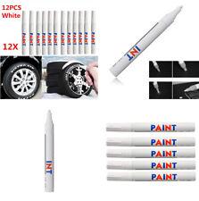 High Quality Plastic Waterproof Permanent UniversalCar Tire White Marker Pens