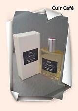 Bastide des Arômes - Eau de Parfums pour femme 100 ml Cuir café