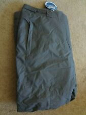 Columbia Men's Gray 4X Omni-Tech Waterproof Breathable Pants NWT MSRP $109.00