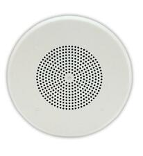 Valcom 4 inch One-way Ceiling Speaker -  Contains Built-in Amplifier  VC-V-1010C