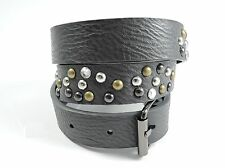 Unbranded Patternless Belts for Women with Diamante