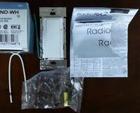 Lutron RRD-6ND-WH Radio Ra2 RadioRA RA Dimmer - NEW IN BOX