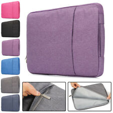 Pouch Sleeve Case Cover Laptop Bag For MacBook Air/Pro/Retina Lenovo Dell Asus