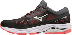 Mizuno Wave Ultima 11 Womens Running Shoes Trainers Black Cushioned Comfort