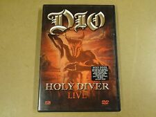 MUSIC DVD / DIO - HOLY DIVER - LIVE