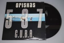 Orishas - 537 C.U.B.A. CD-SINGLE Promo