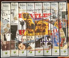 THE BEATLES - COFANETTO DI 8 DVD CON SOTTOTITOLI IN ITALIANO