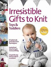 Gifts to Knit magazine Toys and toddlers Top designer projects Nursery knitting