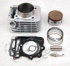 89mm 440cc Big Bore Cylinder Piston Gasket Kit For Honda XR400R 1996-2004