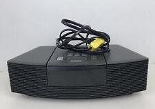 New listing Bose Wave Radio Cd Awrc-1G black no remote works