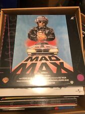 Mad Max Teil 1, 2, 3 Laserdisc LD deutsch