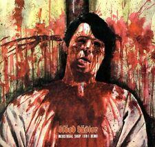 Blood Duster - menstrual soup (Shape CD), limited edition, Neuware, Blöod Düster