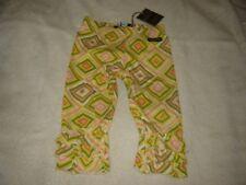 Matilda Jane size 2 girls pants NWT ruffled cute geometric design new with tag