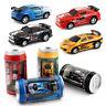 Multicolor Coke Can Mini RC Radio Remote Control Micro Racing Car Toy Gifts p2