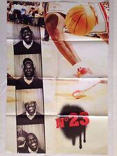 POSTER NBA MONDIAL BASKET LEBRON JAMES / PIETRUS - GELABALE - PETRO