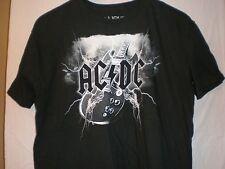 AC/DC T Shirt XLARGE