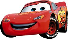 DISNEY CARS LIGHTNING MCQUEEN  EXTRA LARGE WALL STICKER NURSERY/KIDS ROOM DECAL