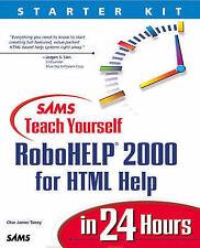 Sams Teach Yourself RoboHELP 2000 for HTML Help in 24 Hours (Teach-ExLibrary