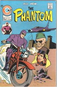 The Phantom Comic Book #64, Charlton Comics 1975 VERY FINE