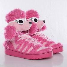 AUTHENTIC-Adidas Originals JEREMY SCOTT POODLE Trainer Teddy Sneaker Shoe~Mens 9