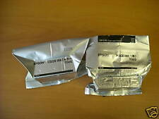 EPSON T003 Nero & T005 COLORE STYLUS ORIGINALE 900 980