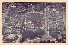 Continental-size ALVEAR PALACE HOTEL, BUENOS AIRES aerial view