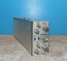 Tektronix 7a26 Dual Trace Amplifier Plug In Module Free Shipping