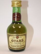 Cognac Otard SPECIAL 3 cl 40% mini flasche bottle miniature bottela FRANCE