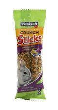 Vitakraft Chinchilla Treat Sticks With Added Calcium 2 Pack, 3.5 Ounce