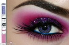 Glitter Long Lasting Purple Eye Shadows