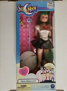 "Sailor PLUTO Moon Doll Deluxe Adventure 11.5"" NEW NIB 2001 Irwin RARE Mint"